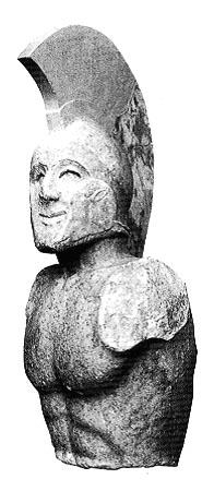 Статуя героя