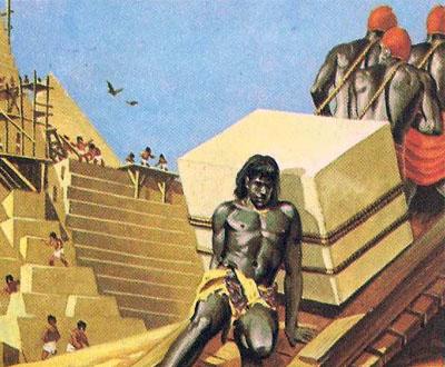 The300Spartans » Великие Пирамиды и Египетское искусство