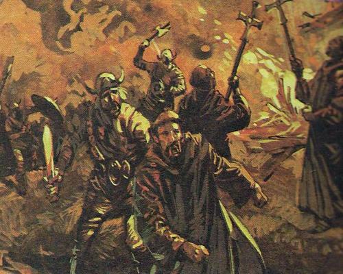 Набеги викингов
