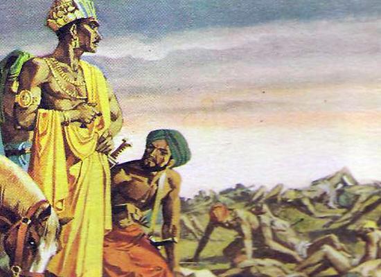 Ашока индийский воин