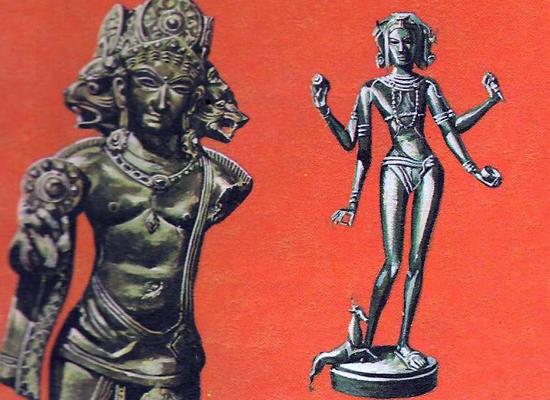 c2d5b5251367 Шива-разрушитель, божество, символизирующее разрушительную силу, вместе с  Брахмой и Вишну составляют триаду богов, наиболее почитаемых в Индии.