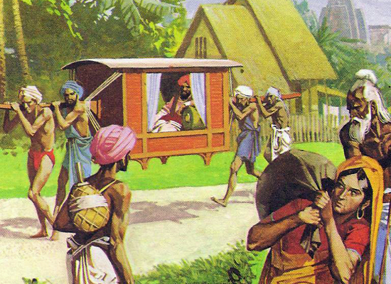 Индийские касты