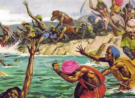 c765db32adde The300Spartans » Турки в древней Индии