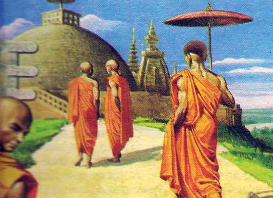 последователи Будды