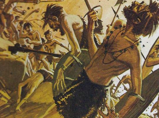 война племен