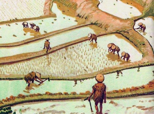жизнь древних японцев