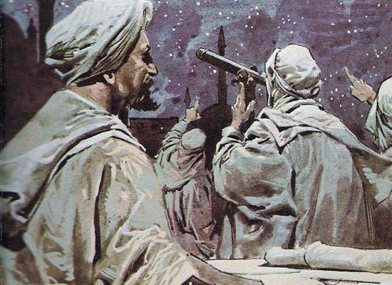 арабская астрономия