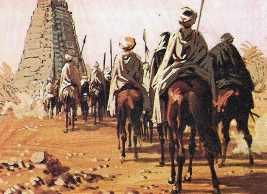 арабские неверные