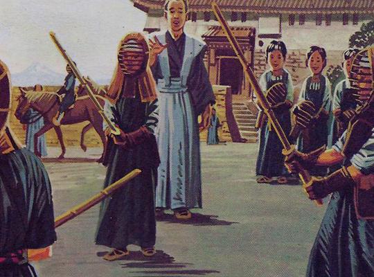 древние-самураи