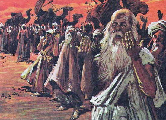 пророк Магомет (Мухаммед)