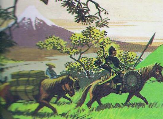 торговцы японии