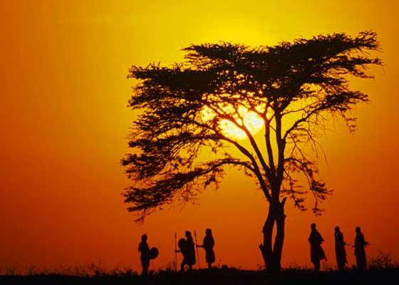 древние африканцы