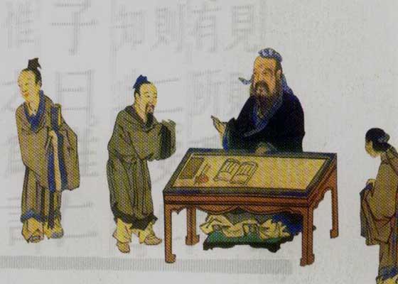 учения Конфуция