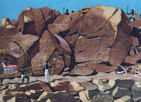 Африка была богата не только полезными ископаемыми, но и археологическими свидетельствами