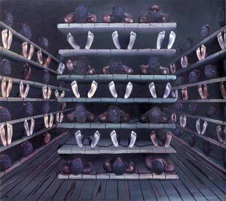 Перевозка рабов из Африки
