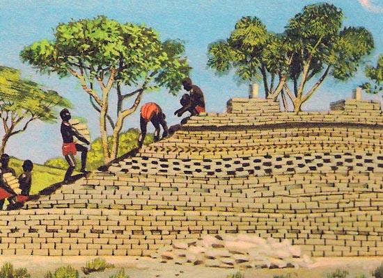 Строители Зибабве были умельцами своего дела, что помогло им сохранить постройки до наших дней.