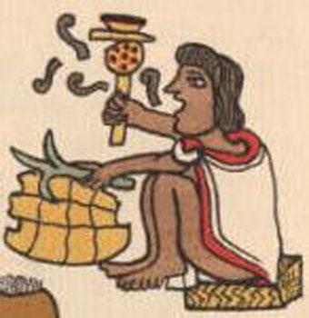 Музыкант ацтеков