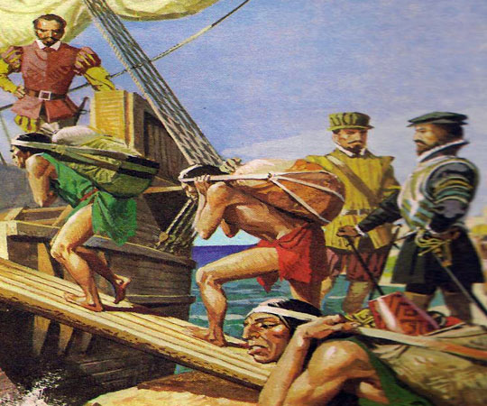испанское завоевание ацтеков