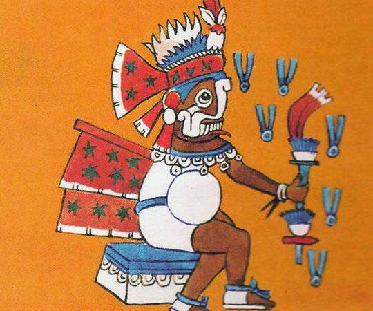 Религия ацтеков