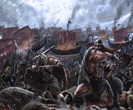 the vikings attack on europe Sailors from the scandinavian countries that became denmark, sweden, and norway, who raided river inlets in europe, were called vikings until they began writing, more is known about their invasions of more literate countries than about their homelands but later norse sagas helped fill in their history.