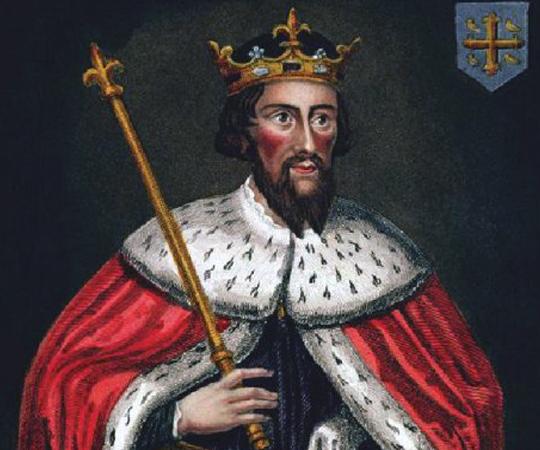 """Альфред великий - единственный английский правитель  с  титулом """"Великий"""""""