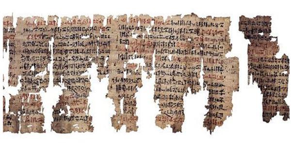 медицина Древнего Египта - медицинские папирусы